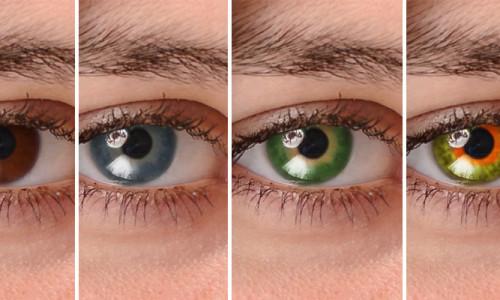 Изменяем цвет глаз в фотошопе